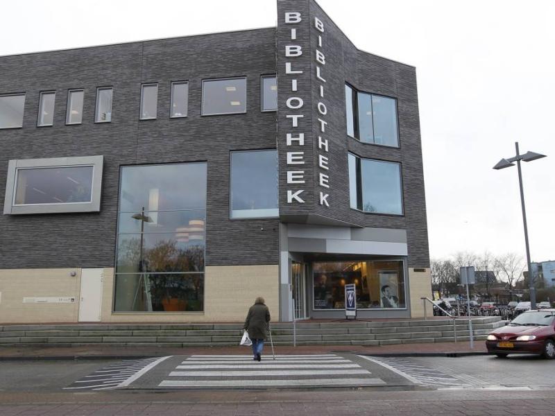Foto: De bibliotheek van Helmond. Foto Ton van de Meulenhof Locatie Helmond